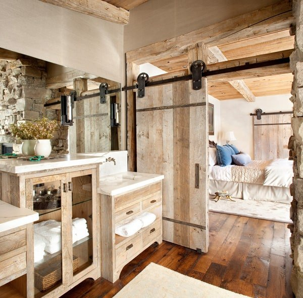 featured posts image for 51 Insanely beautiful rustic barn bathrooms
