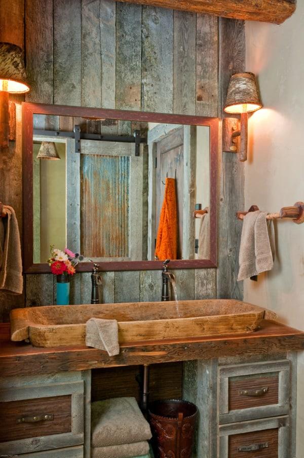 Rustic Barn Bathrooms-04-1 Kindesign