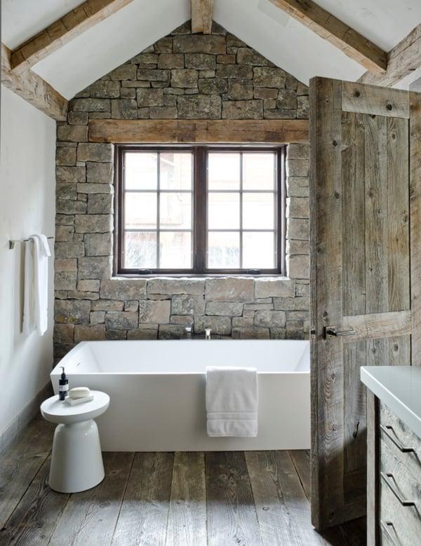 Rustic Barn Bathrooms-08-1 Kindesign