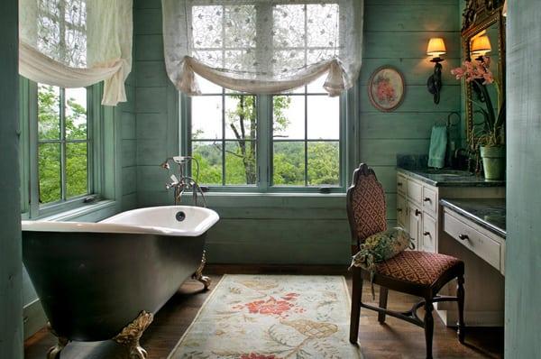 Rustic Barn Bathrooms-40-1 Kindesign