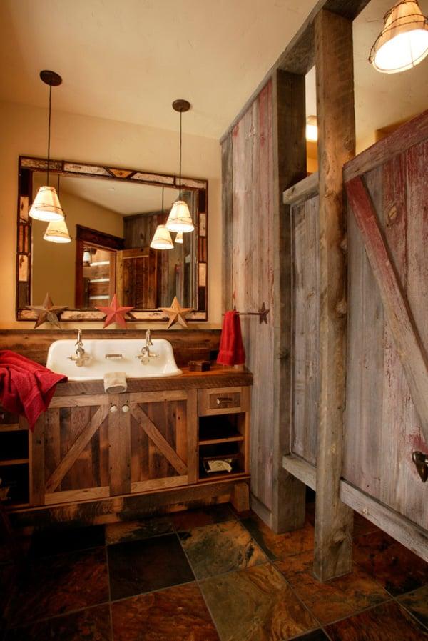 Rustic Barn Bathrooms-46-1 Kindesign