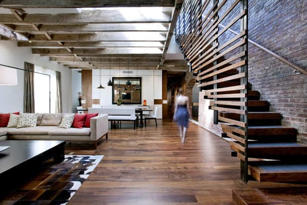featured posts image for Incredible TriBeCa Loft: Price/Sheetz Residence