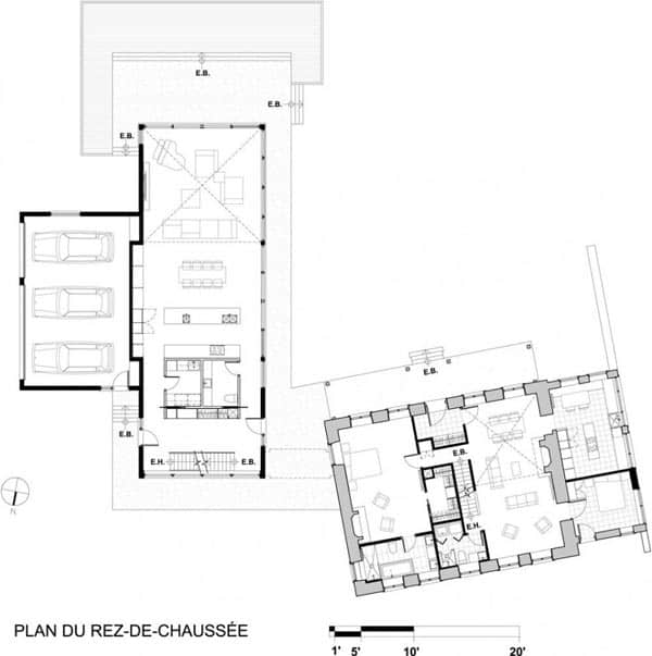 Bord-du-Lac House-Henri Cleinge-14-1 Kindesign