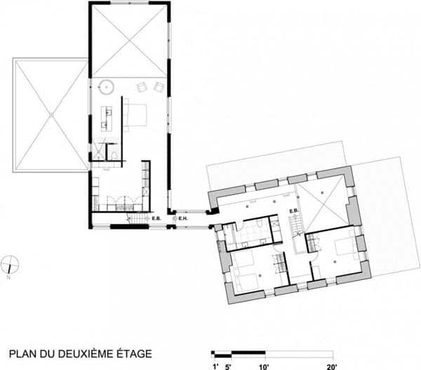 Bord-du-Lac House-Henri Cleinge-15-1 Kindesign