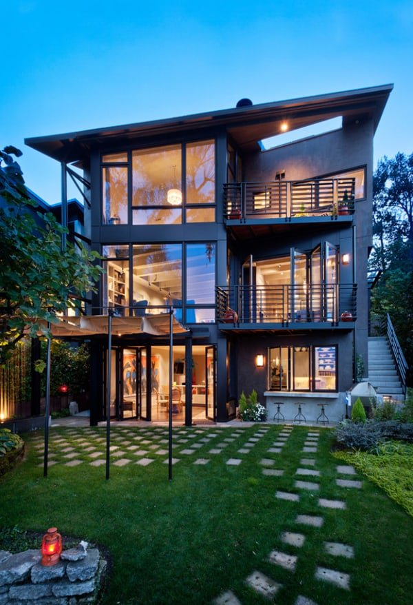 featured posts image for Modern lakeside dream: Lake Washington Residence