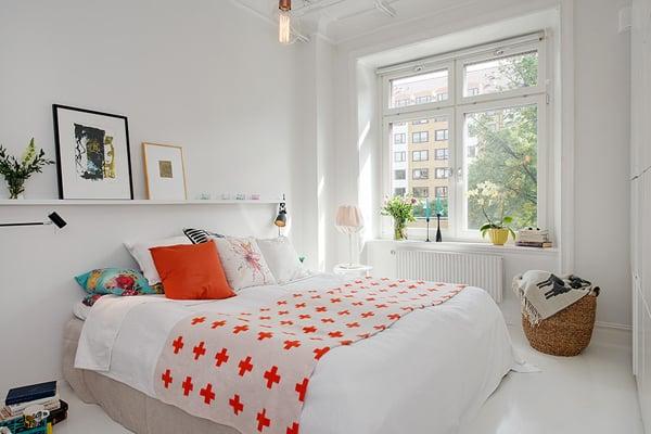 Small Bedroom Ideas-003-1 Kindesign