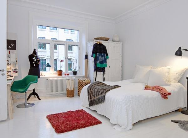 Small Bedroom Ideas-06-1 Kindesign