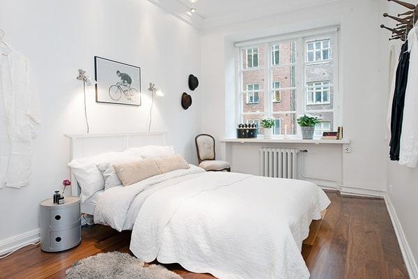Small Bedroom Ideas-12-1 Kindesign