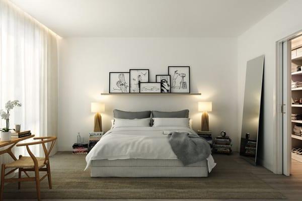 Small Bedroom Ideas-30-1 Kindesign