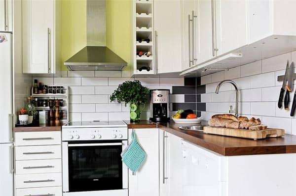 Small Kitchen Ideas-17-1 Kindesign