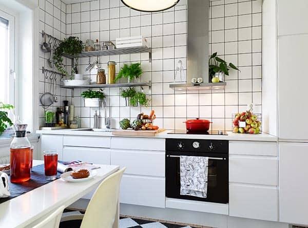 Small Kitchen Ideas-22-1 Kindesign