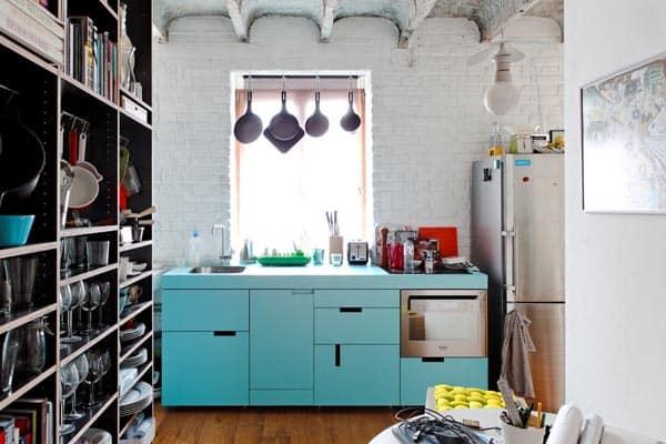 Small Kitchen Ideas-40-1 Kindesign