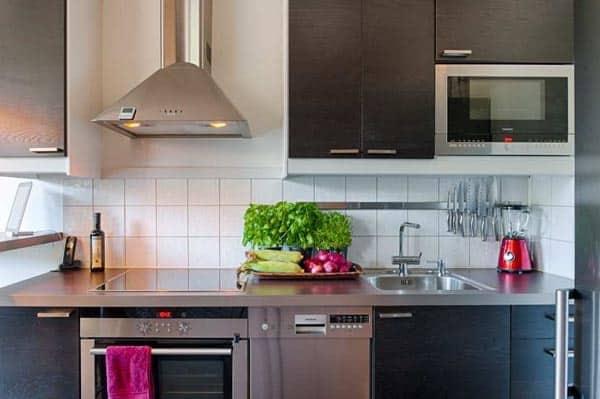 Small Kitchen Ideas-42-1 Kindesign
