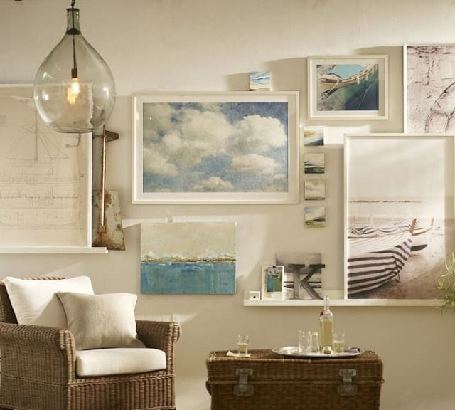 58 stylish ways to transform ordinary walls into art