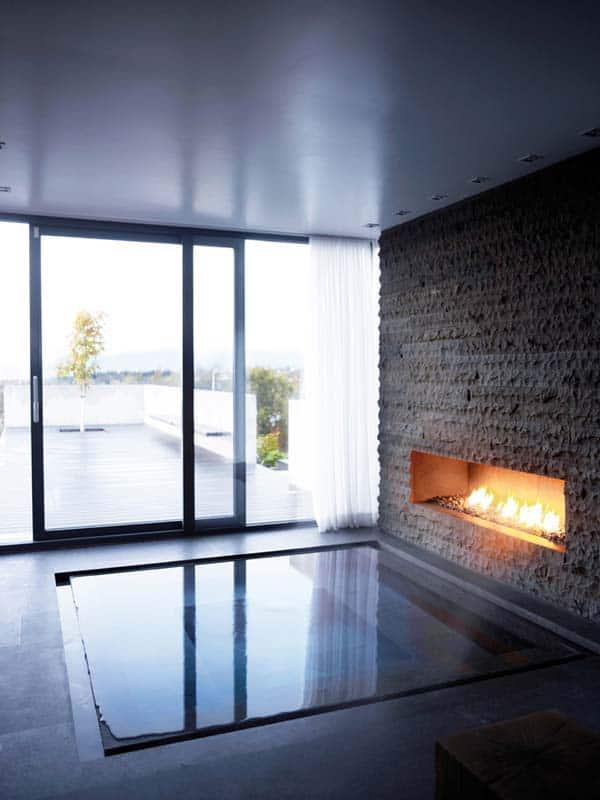 Bathroom Fireplace Ideas-15-1 Kindesign