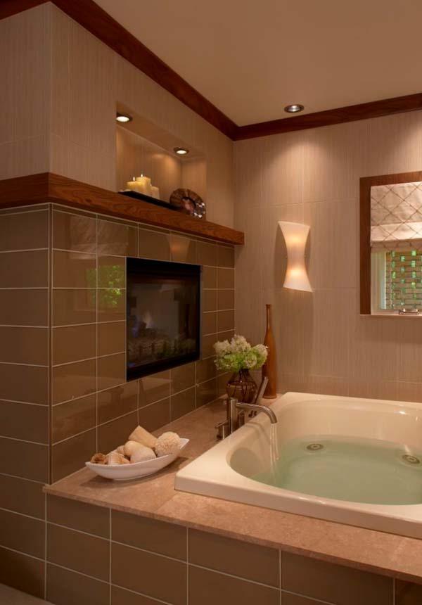 Bathroom Fireplace Ideas-34-1 Kindesign