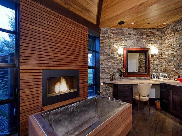 Bathroom Fireplace Ideas-45-1 Kindesign