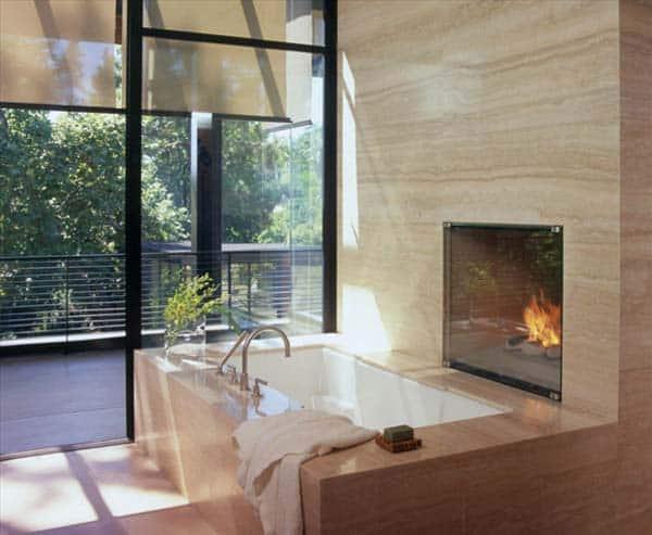 Bathroom Fireplace Ideas-47-1 Kindesign