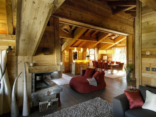 Chalet Pearl-Courchevel 1850-018-1 Kindesign