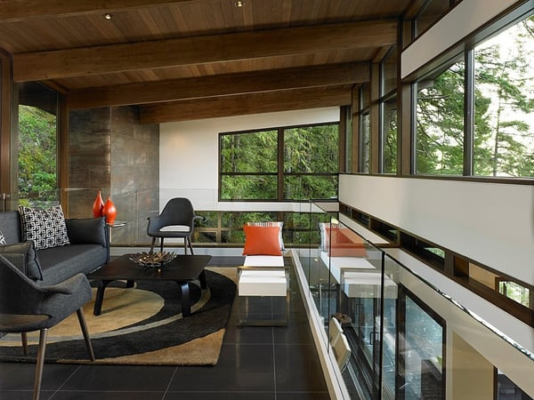 Gambier Island House-Turkel Design-04-1 Kindesign