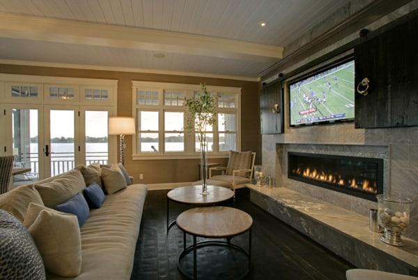 Modern Fireplace Design Ideas-09-1 Kindesign