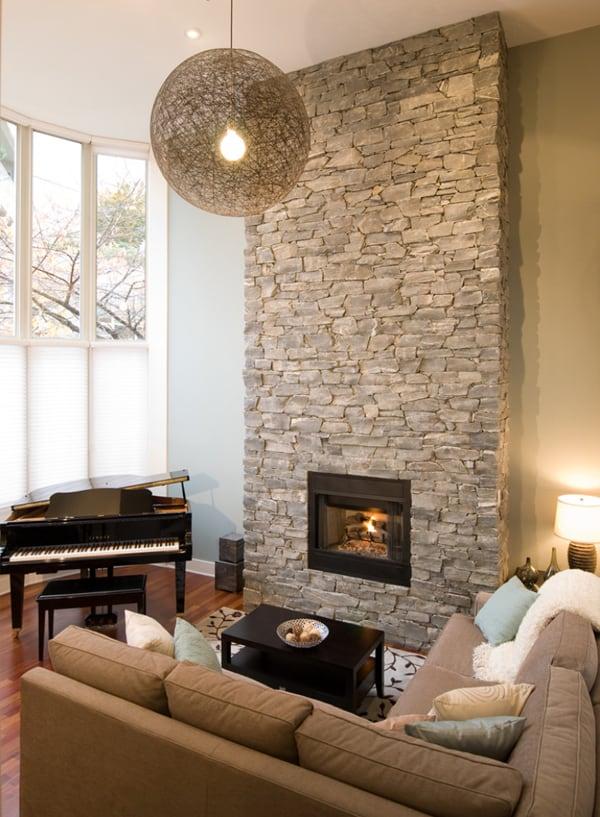 Modern Fireplace Design Ideas-11-1 Kindesign