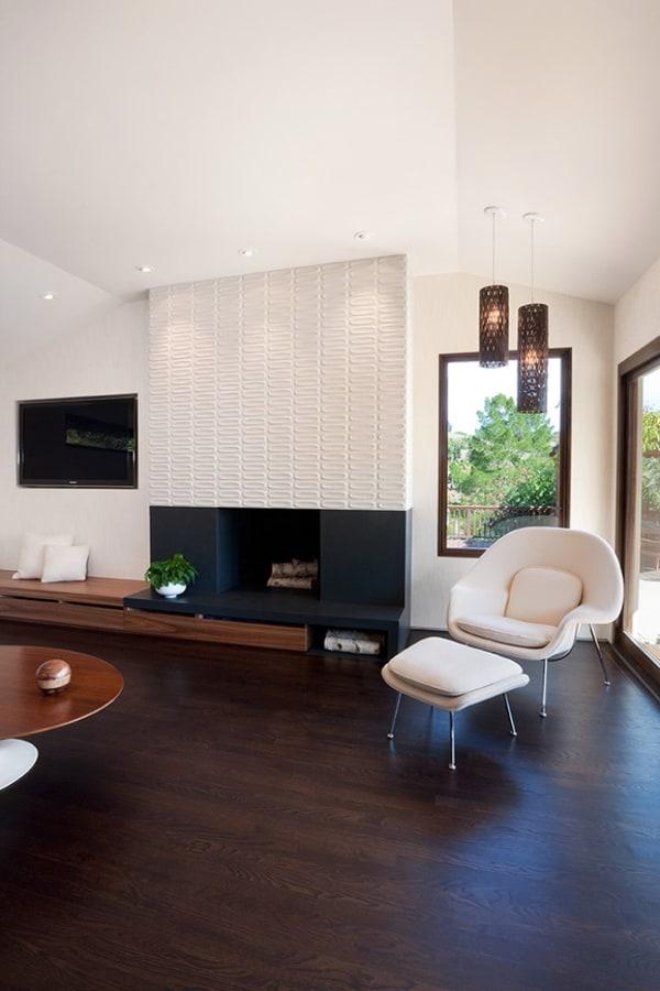Modern Fireplace Design Ideas-14-1 Kindesign
