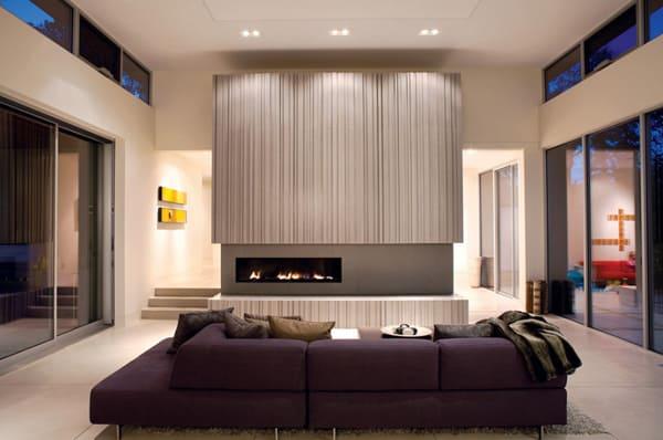Modern Fireplace Design Ideas-26-1 Kindesign