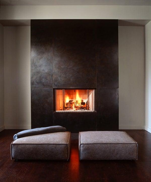 Modern Fireplace Design Ideas-30-1 Kindesign