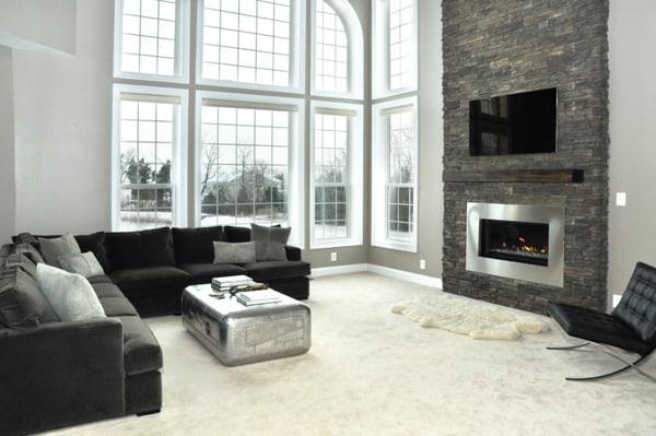 Modern Fireplace Design Ideas-43-1 Kindesign