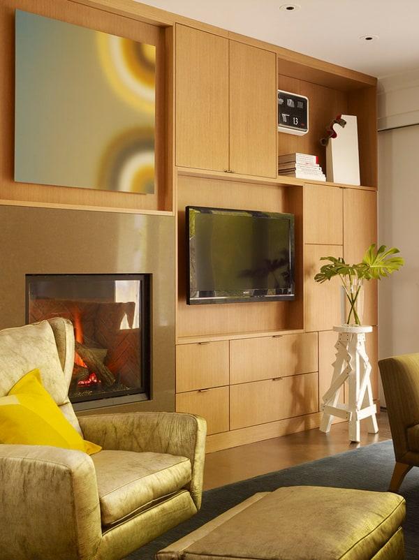 Modern Fireplace Design Ideas-50-1 Kindesign