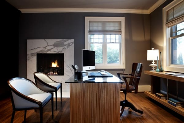Modern Fireplace Design Ideas-55-1 Kindesign