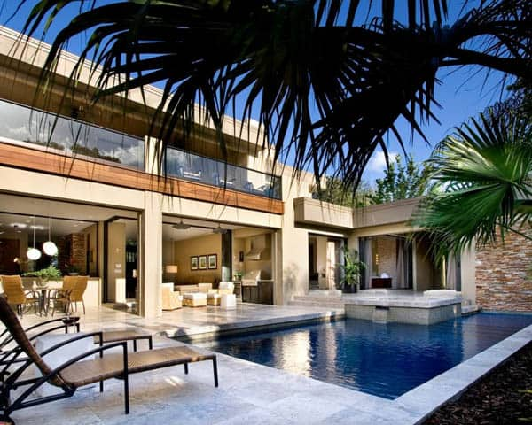 featured posts image for Sophisticated modern dream home in Winter Park