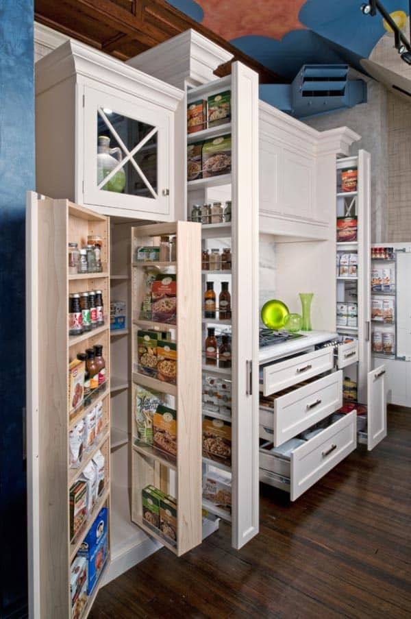 Pantry Design Ideas-08-1 Kindesign
