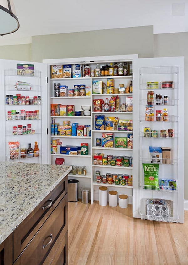 Pantry Design Ideas-10-1 Kindesign