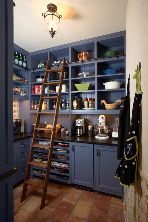 Pantry Design Ideas-28-1 Kindesign
