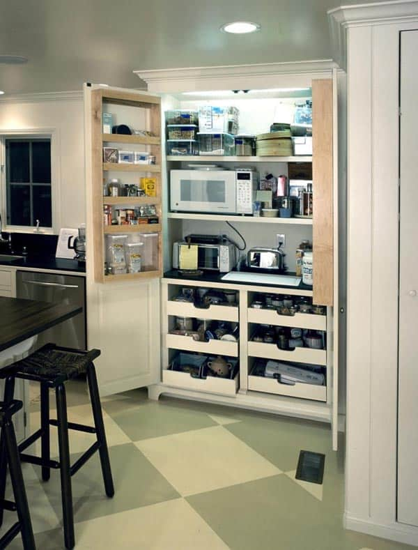 Pantry Design Ideas-30-1 Kindesign