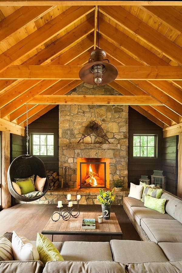 featured posts image for Glorious Upstate New York weekend getaway home
