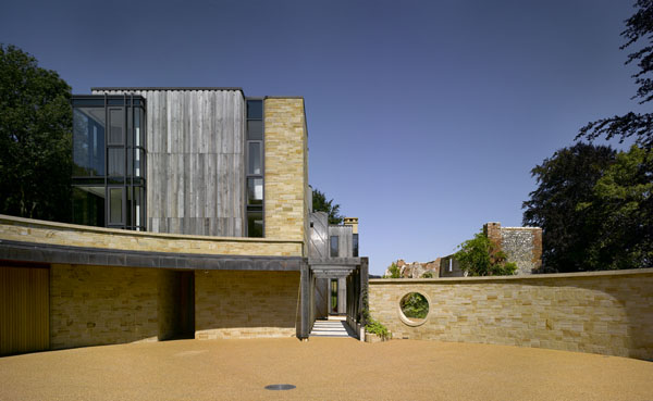 Downley House-BPR Architects-03-1 Kindesign