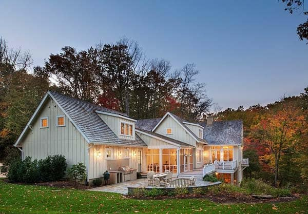 Lakeside Family Cottage-Barnes Vanze Architects-01-1 Kindesign