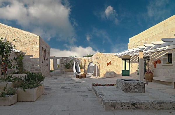featured posts image for Relais Masseria Capasa Mediterranean Hotel in Italy