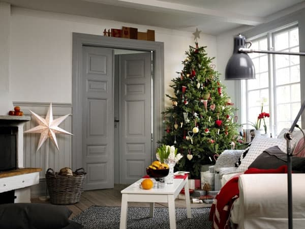 Scandinavian Christmas Decorating Ideas-03-1 Kindesign