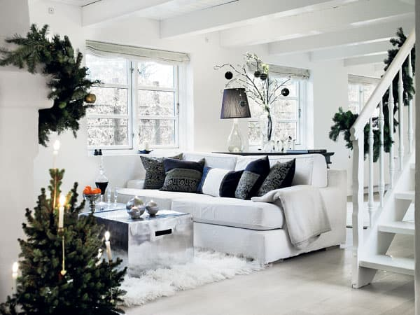 Scandinavian Christmas Decorating Ideas-04-1 Kindesign