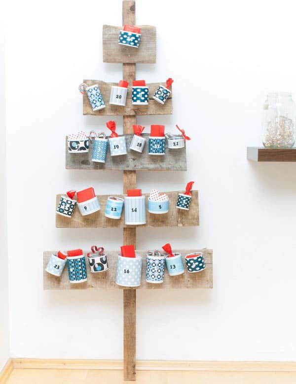 Scandinavian Christmas Decorating Ideas-11-1 Kindesign