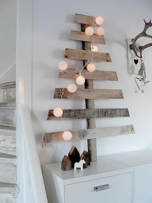 Scandinavian Christmas Decorating Ideas-17-1 Kindesign