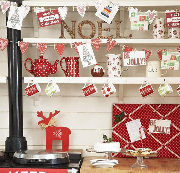 Scandinavian Christmas Decorating Ideas-28-1 Kindesign