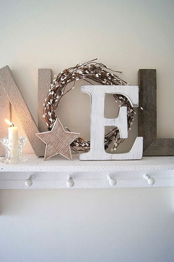 Scandinavian Christmas Decorating Ideas-31-1 Kindesign