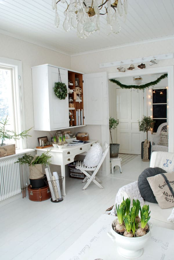 Scandinavian Christmas Decorating Ideas-63-1 Kindesign