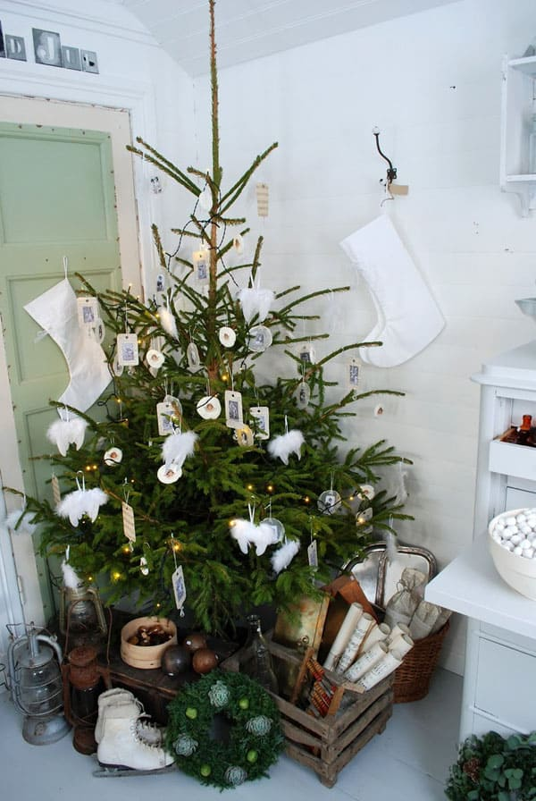 Scandinavian Christmas Decorating Ideas-66-1 Kindesign