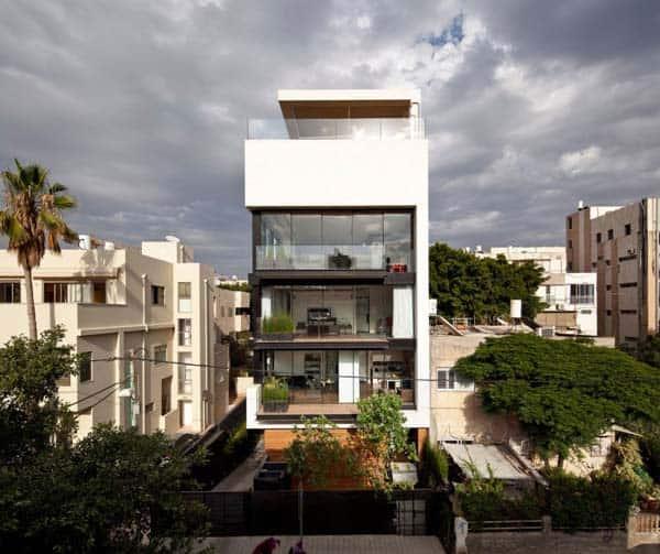 Tel Aviv Town House-Pitsou Kedem-16-1 Kindesign